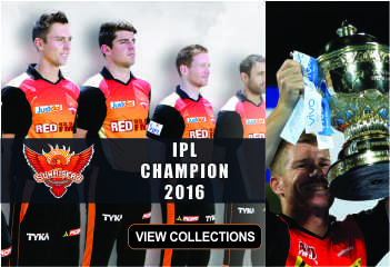Sunrisers Hyderabad IPL Jersey