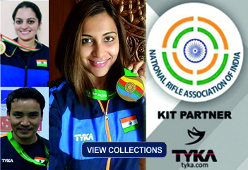 India Shooting Merchandise Apparel